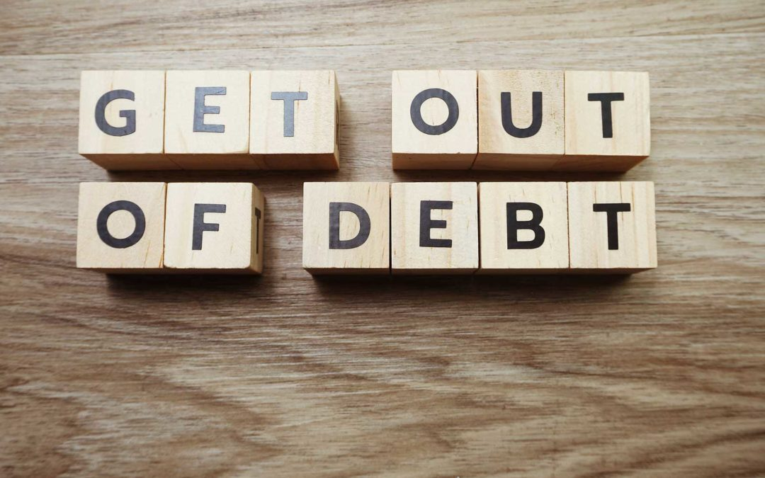 How Can You Get Out of Debt by Yourself?